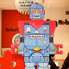 <center>Jacob's 9th Birthday: Rolling Robots - The Americana @ Brand, Glendale, CA</center>