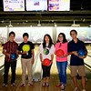 Eric, Sean, Desarey, Charlyne, and Jacob (8th grade)