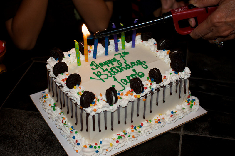 <center>Jacob turned 7 on November 6th 2009</center>