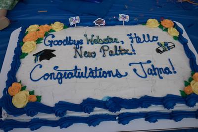 Jahna's Grad Party