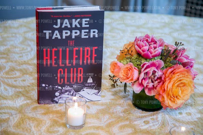"""Jake Tapper """"The Hellfire Club"""" Book Party"""
