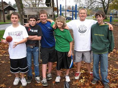 Jake's 13th Birthday Nov 2007