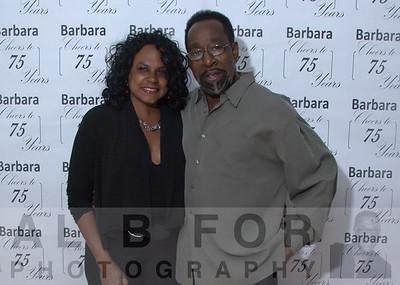Jan 9, 2016 Barbara Lyles' Birthday