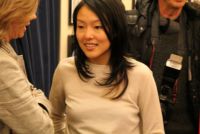 Kat Anderson talks with Jane Kim.