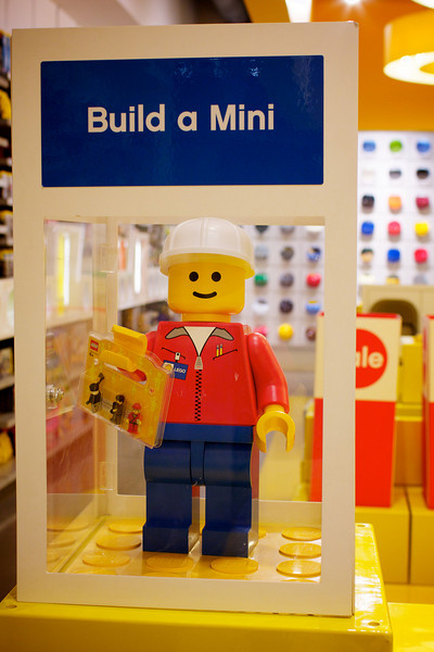 <center>Jared's 6th birthday was held @ the Lego Store in the Glendale Galleria</center>