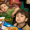 <center>Jared's preschool buddies, Paul and Matthew</center>