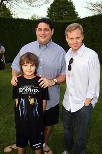 Richard, Max Rubenstein, Michael Lewittes