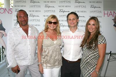 John Torino, Debra Halpert. Jason Binn, Andrea Correale