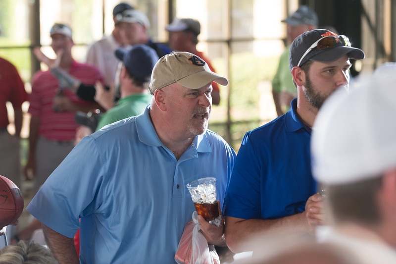 March 31, 2014 - Jason Dufner Foundation Celebrity Golf Classic, Moore's Mill Country Club, Auburn, AL.  Photo by John David Helms. #DufnerClassic