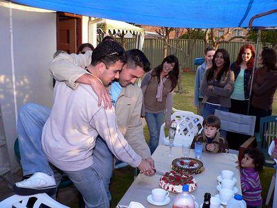 Javier Birthday 2005