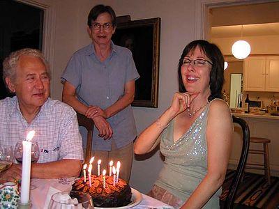 Jeannette's Birthday