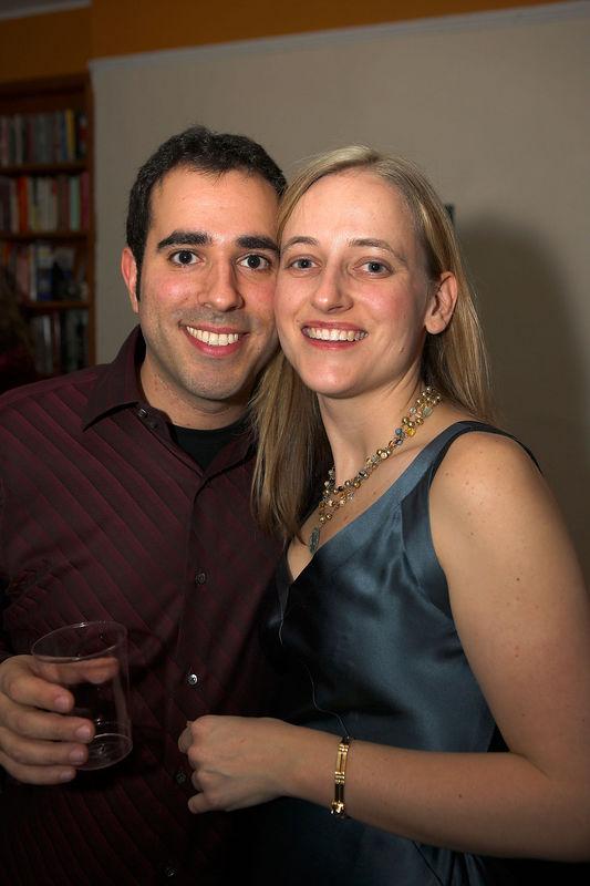 Jeremy Desmon and Erika Mikkelson