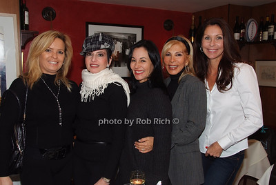 Amelia Doggwiler, Arlene Lazare, Christina DeSimeone, Andrea Wernick,Carol Press
