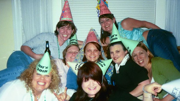 Jill's Surprise 30th Party