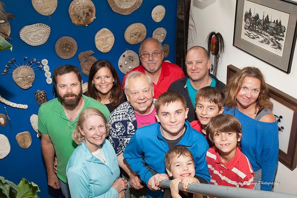 Jim Kaiser Family Party