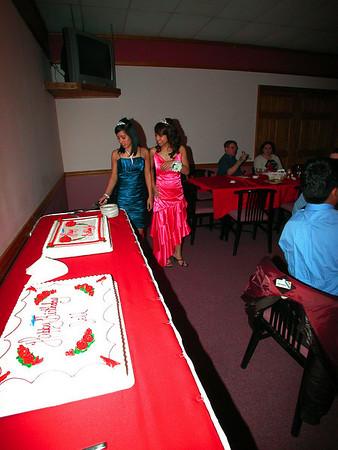 Joanna and Jill's Birthday Party