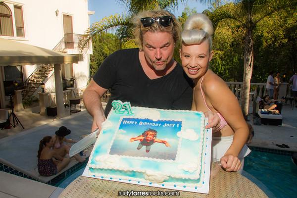 Joey Liebke's Birthday 9.14.2014