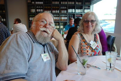 Bill and Julie Palmer