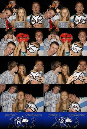 Jordyn's Graduation Party 2013