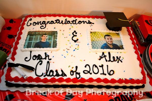 Josh & Alex's Graduation Party