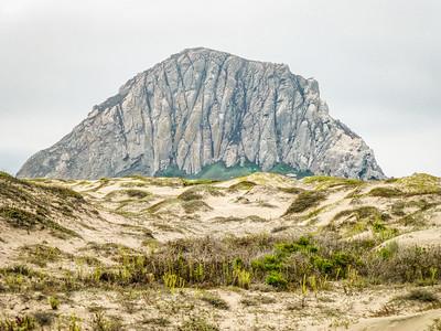 Morro Bay and dunes