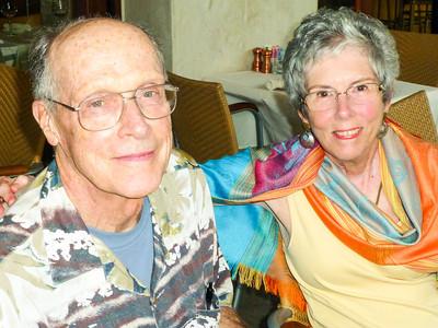 Steve Charles, Joyce at Petros
