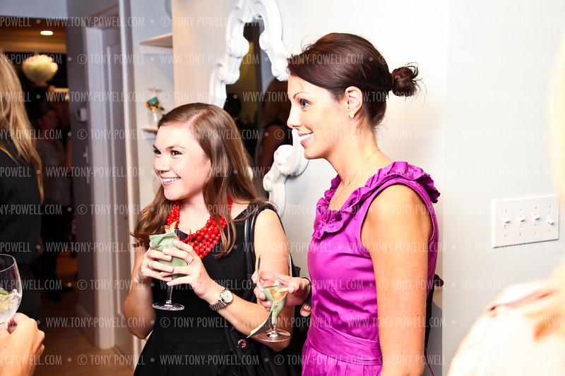 Photo © Tony Powell. Julia Farr Launch Party. September 30, 2010