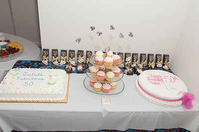 Juliet 50th Bday Party Pics