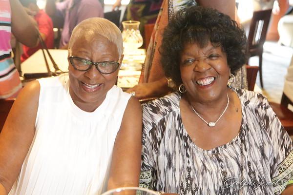 June Edwards 75th birthday