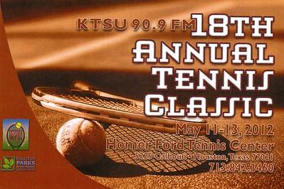 KTSU TENNIS TOURNAMENT