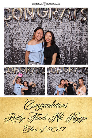 Kaitlyn Graduation - June 4, 2017