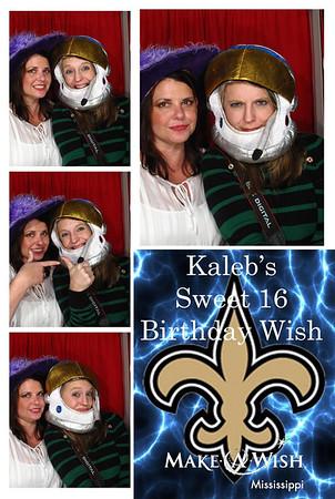 Kaleb's Birthday Wish