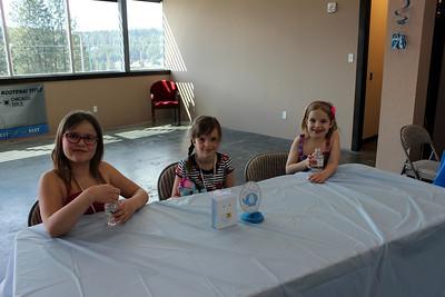 Anissa, Tayler, & Makenna