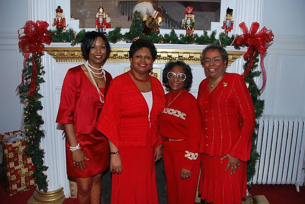 Kappa Christmas Party