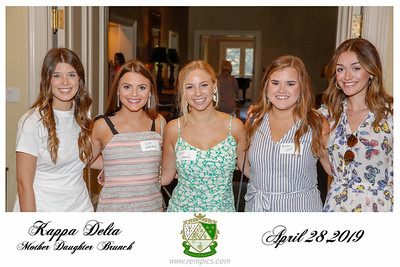 Kappa Delta Events
