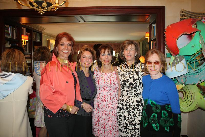 Judy Bauer, Bryn Cohen, Karen Gantz, Pat Falkenberg, and Judith Ehrlich