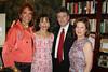 Judy Bauer, Karen Gantz, Dr. Gandy, JoAnn Gantz Bendetson