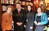 Patricia Gantz, Dr. Samuel Gandy, Dr. Jane Martin, Barbara Chasen Joskow