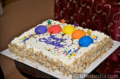 Karen Simon's Boogie Birthday at the Broadway 3-7-09 28