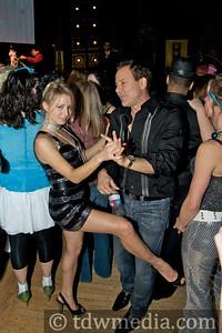 Karen Simon's Boogie Birthday at the Broadway 3-7-09 17