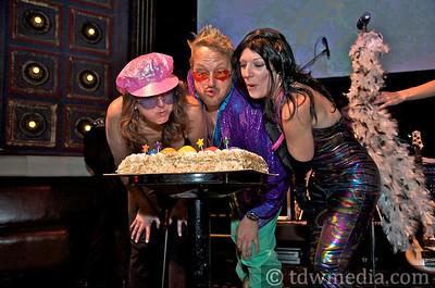 Karen Simon's Boogie Birthday at the Broadway 3-7-09 44