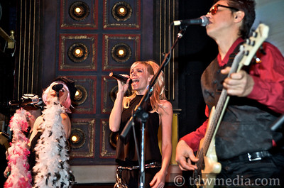 Karen Simon's Boogie Birthday at the Broadway 3-7-09 5