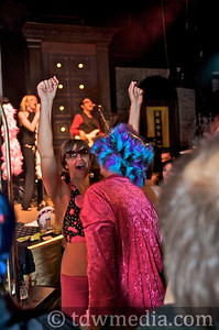 Karen Simon's Boogie Birthday at the Broadway 3-7-09 22