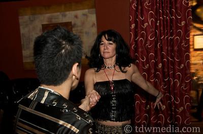 Karen Simon's Boogie Birthday at the Broadway 3-7-09 1