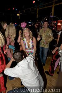 Karen Simon's Boogie Birthday at the Broadway 3-7-09 14