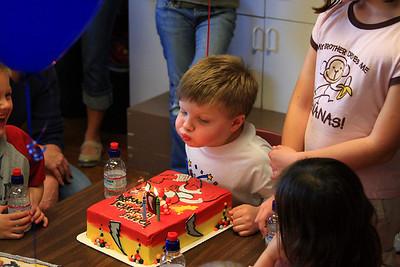 Karsten's 4th Birthday