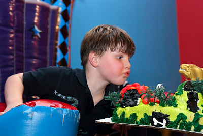 Karsten's 6th Birthday