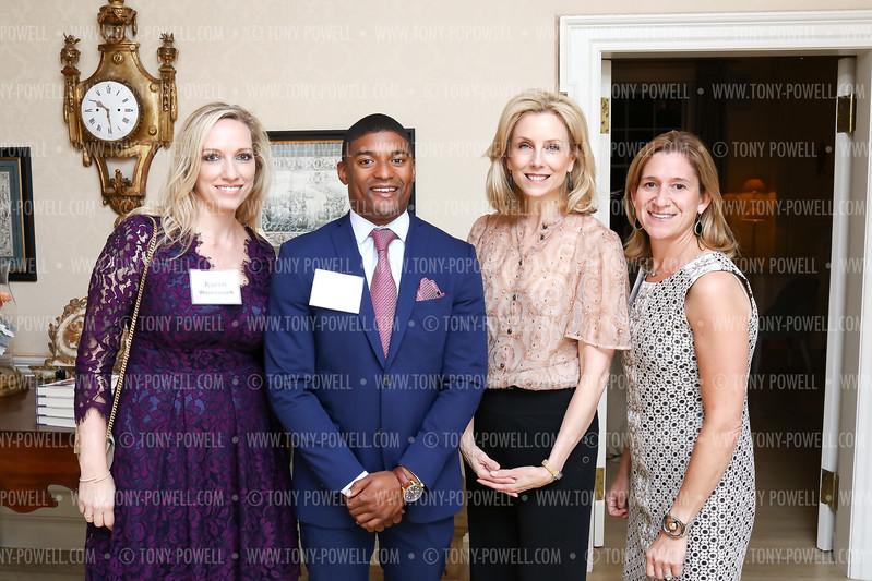 Photo © Tony Powell. Katherine Bradley Eva Moskowitz Book Party. Bradley Residence. October 24, 2017