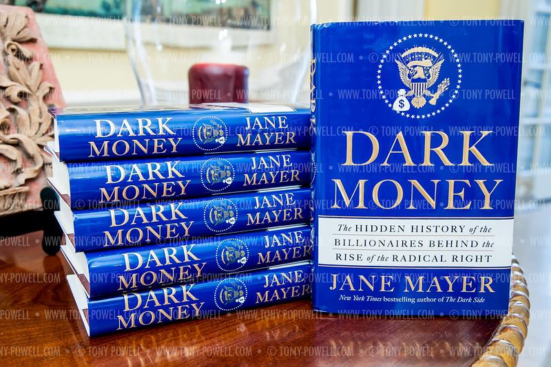 "Katherine Bradley Jane Mayer ""Dark Money"" Book Party"