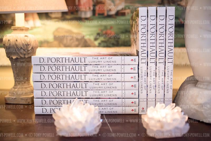 "Katherine Bradley Joan Carl ""D. Porthault"" Book Party"